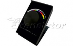 Панель Rotary SR-2836D-RGB-RF-UP Black (3V, RGBW)