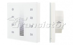 Панель Sens SR-2830A-RF-IN White (220V,DIM,4 зоны)