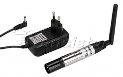Усилитель CT-DMX-2.4G-V2 (5V, RF, XLR Male)